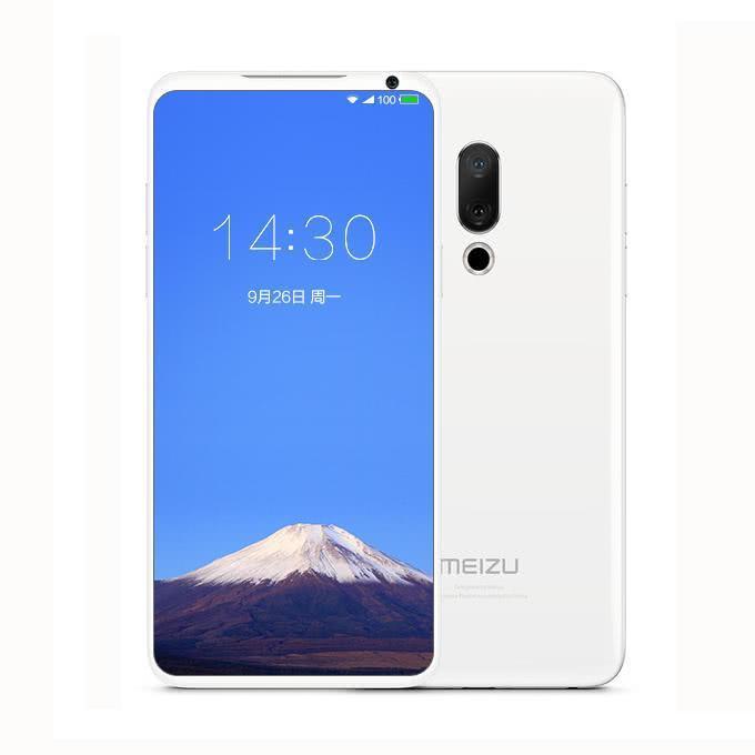 Смартфоны серии Meizu 16 будут недешевыми, но могли быть еще дороже