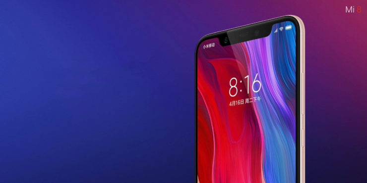 Xiaomi Mi8 проверили на водонепроницаемость
