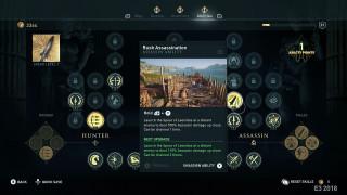 Утечка: в сети появились первые скриншоты Assassin's Creed: Odyssey