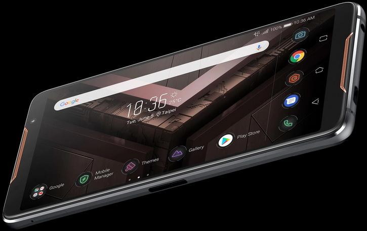 Представлен игровой смартфон для избранных ASUS ROG Phone