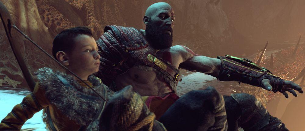 Автор God of War чуть не умер в страхе увидеть спойлеры к игре