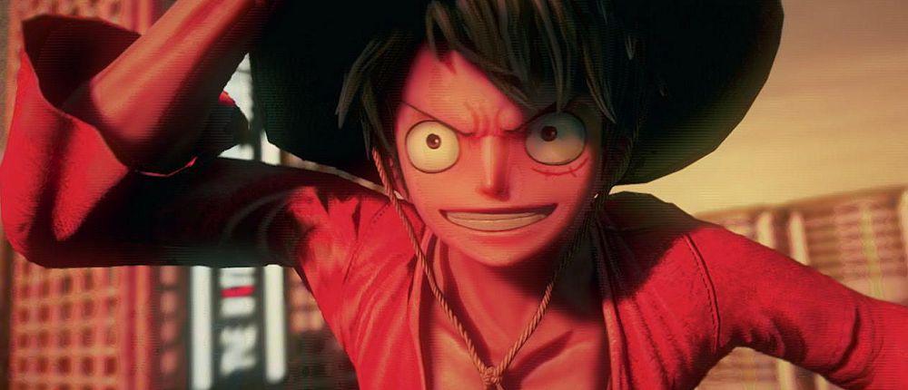 Bandai Namco показала геймплей аниме-файтинга Jump Force