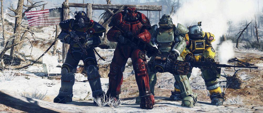 Бета Fallout 76 не появится в Steam. Полноценный релиз, возможно, тоже