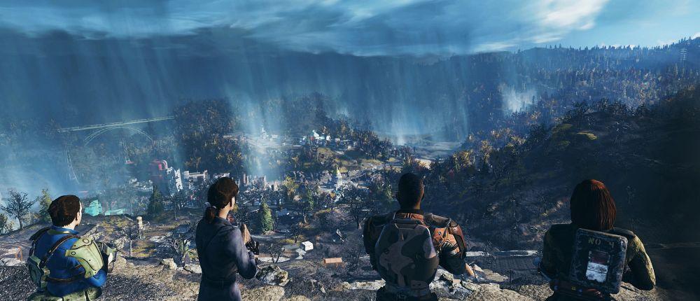 Бета-версия Fallout 76 не выйдет в июле, вместо этого разработчики будут играть в неё сами