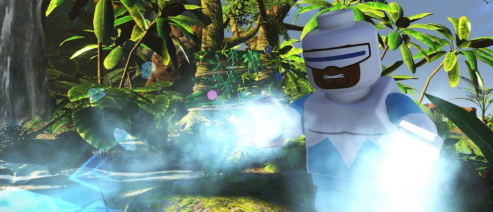 Чит-коды LEGO The Incredibles на персонажей