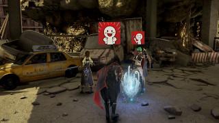 Главного героя Code Vein будет сопровождать грудастая девушка (скриншоты и трейлер)