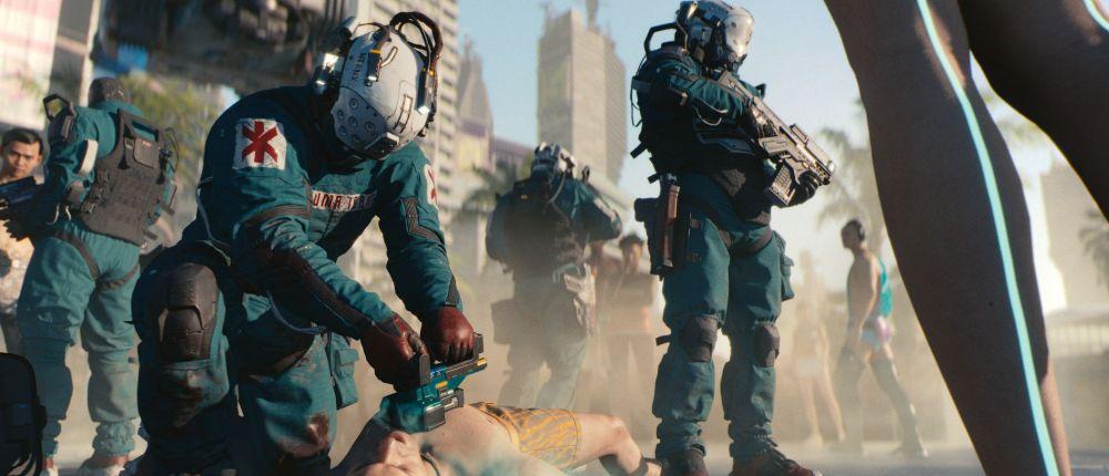 Cyberpunk 2077 нельзя будет пройти без убийств