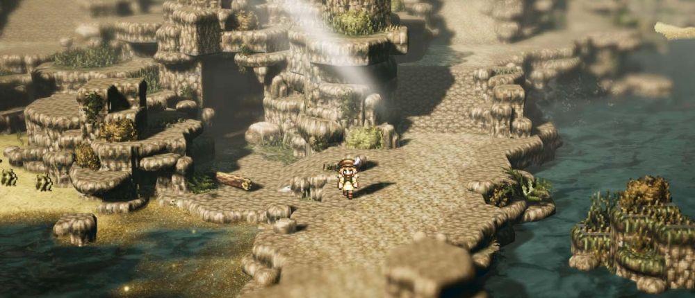 Демоверсия Octopath Traveler уже доступна в Nintendo eShop