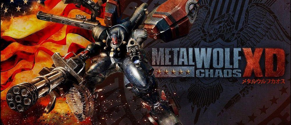 Devolver Digital анонсировала ремастер Metal Wolf Chaos XD