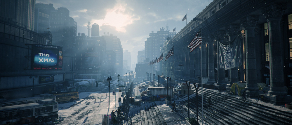 Действие Tom Clancy's The Division 2 развернется в Вашингтоне.  В игре появится арбалет