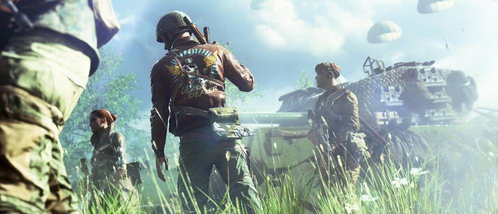 DICE объяснила, как возникла гениальная идея сделать королевскую битву в Battlefield 5