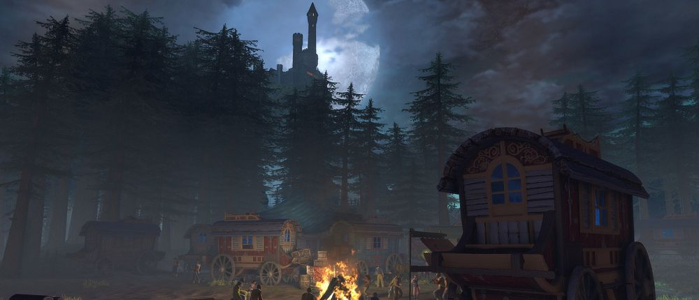 Добро пожаловать на проклятую землю: для Neverwinter вышло дополнение Ravenloft (видео)
