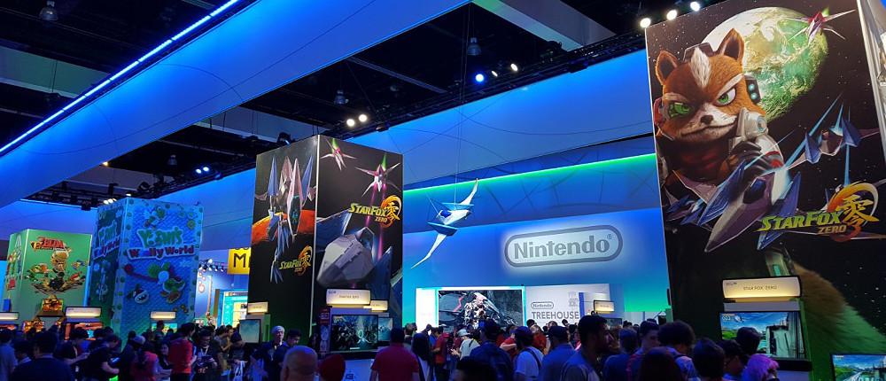 E3 2018: онлайн-трансляция конференции Nintendo на русском языке (начало 12 июня в 20:00 МСК)
