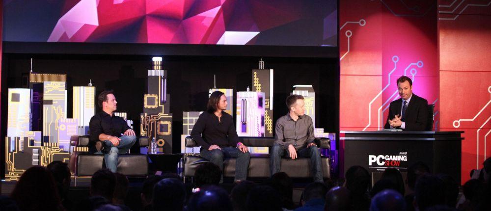 E3 2018: онлайн-трансляция конференции PC Gaming Show на русском языке (начало 12 июня в 1:00 МСК)