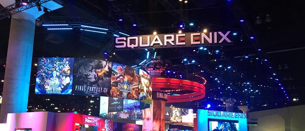 E3 2018: онлайн-трансляция конференции Square Enix на русском языке (начало 11 июня в 20:00 МСК)