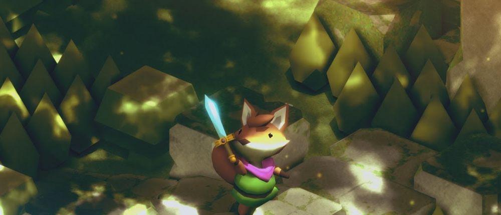 E3 2018: показан геймплейный трейлер адвенчуры про маленького лисенка Tunic (трейлер)