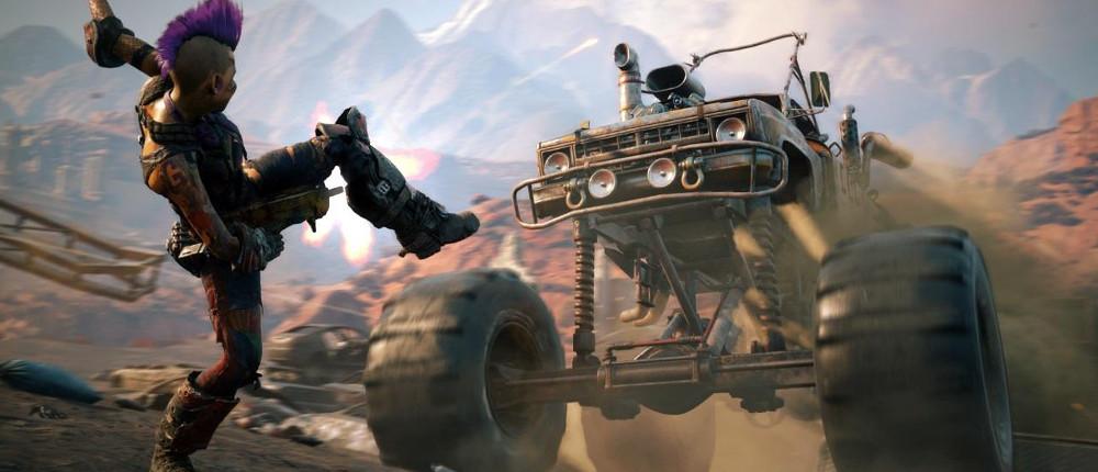 E3 2018: представлен новый геймплейный и сюжетный трейлеры RAGE 2