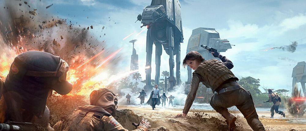 E3 2018: в Star Wars: Battlefront 2 появится контент из «Войны клонов»
