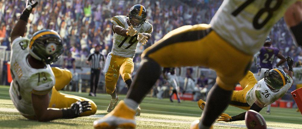 E3 2018: в трейлере Madden NFL 19 показали все то, что можно ожидать от американского футбола