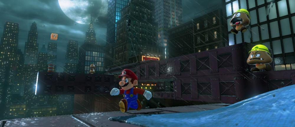 Эксклюзив Super Mario Odyssey для Switch уже запустили на РС