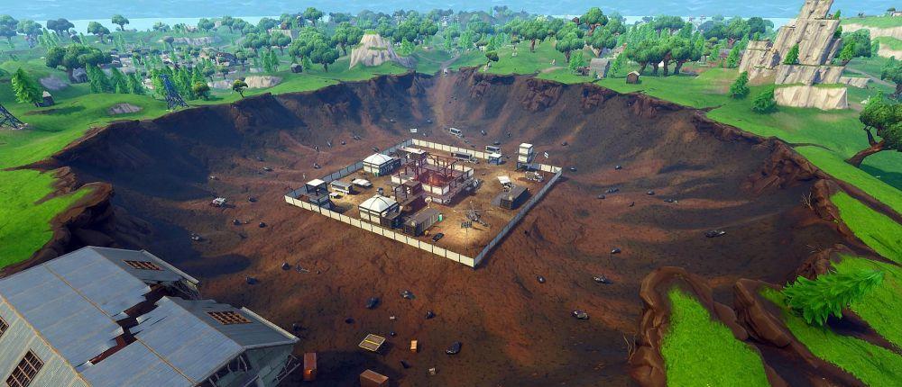 Epic Games засудила сотрудника, слившего информацию про падение метеорита в Fortnite