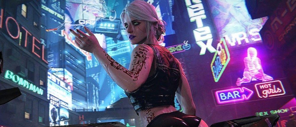 «Это одна из ключевых тем киберпанка»: в Cyberpunk 2077 будет нагота