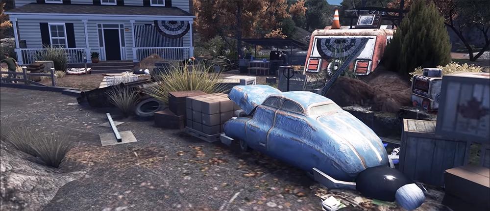 Фанат воссоздал Fallout 76 в Cities: Skylines (видео)