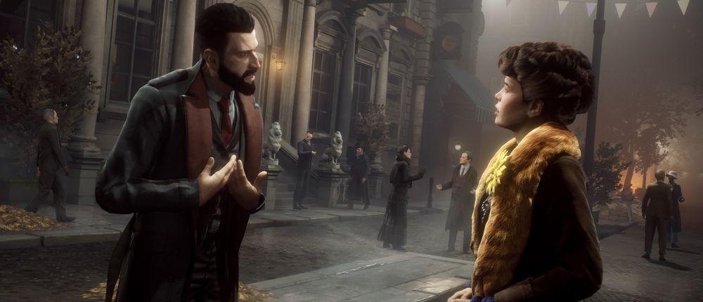Focus Home Interactive опубликовала трейлер с хвалебными отзывами о Vampyr