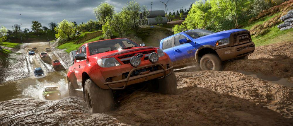 Forza Horizon 4 могут взломать и отправить на торренты за три месяца до релиза