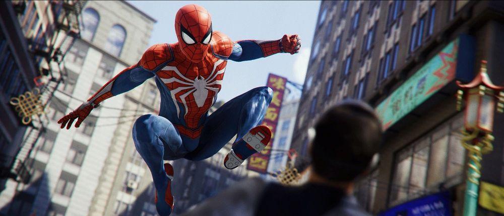 Геймплейное видео из новой Spider-Man уже в сети