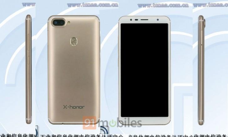 Honor V12 появился в TENAA и FCC