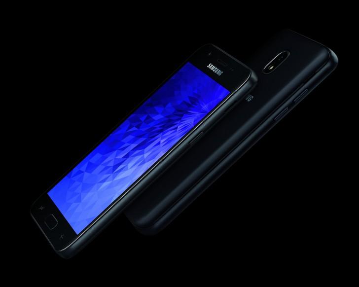 Анонс Samsung Galaxy J3 (2018) и Galaxy J7 (2018): безликие бюджетники