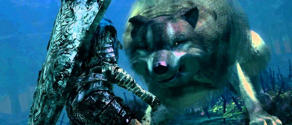 Холодный старт на VGTimes.ru — подгорающий стрим Dark Souls Remastered
