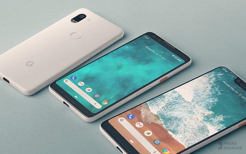Новый Google Pixel на базе Snapdragon 710