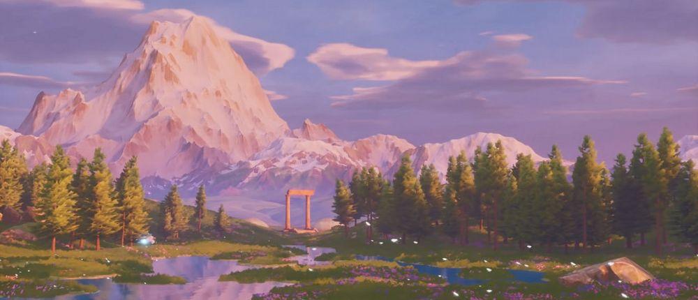 Художник Blizzard показал тизер своей собственной приключенческой игры Europa