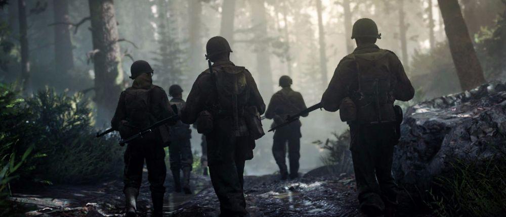 Игроков Call of Duty: WWII просят помочь безработным ветеранам