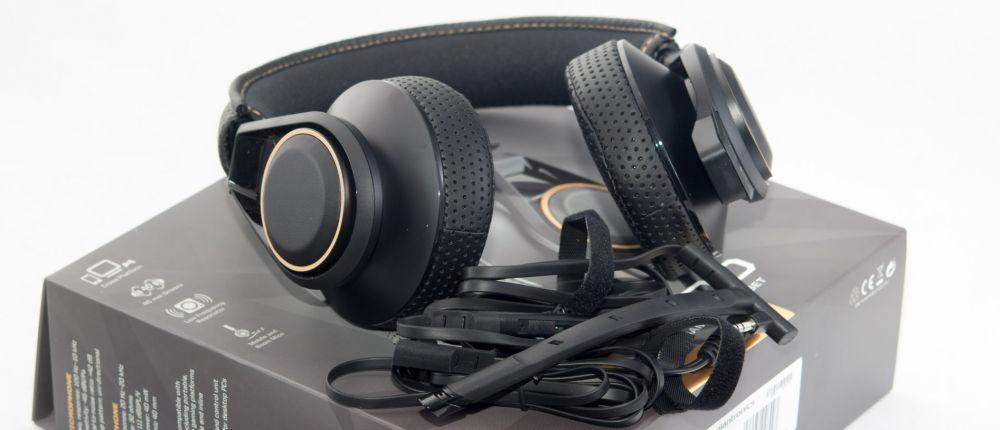 Игровая гарнитура PLANTRONICS RIG 600 — исключительное звучание ваших игр