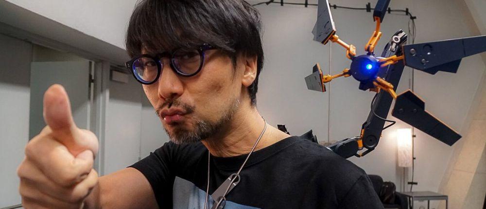 Кодзима рассказал о Death Stranding и признался, что был поражен увиденным в Last of Us 2
