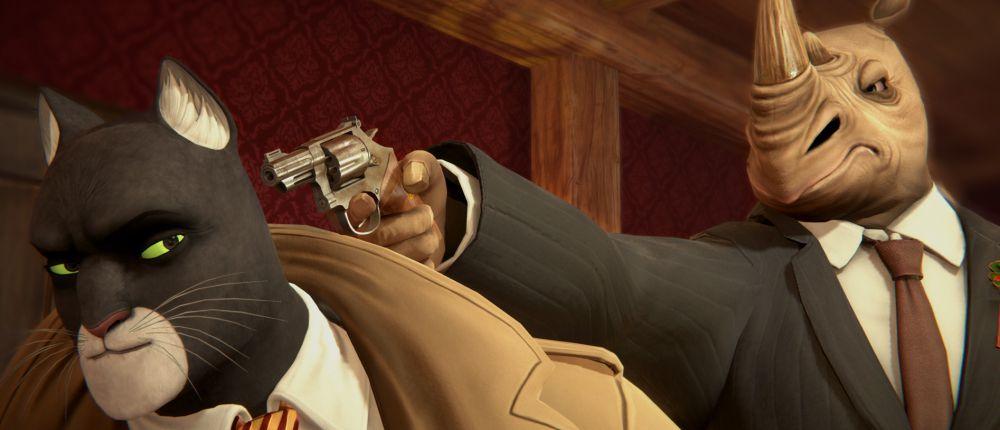 Кот-детектив станет главным героем новой игры от авторов «Сибири» (скриншоты)