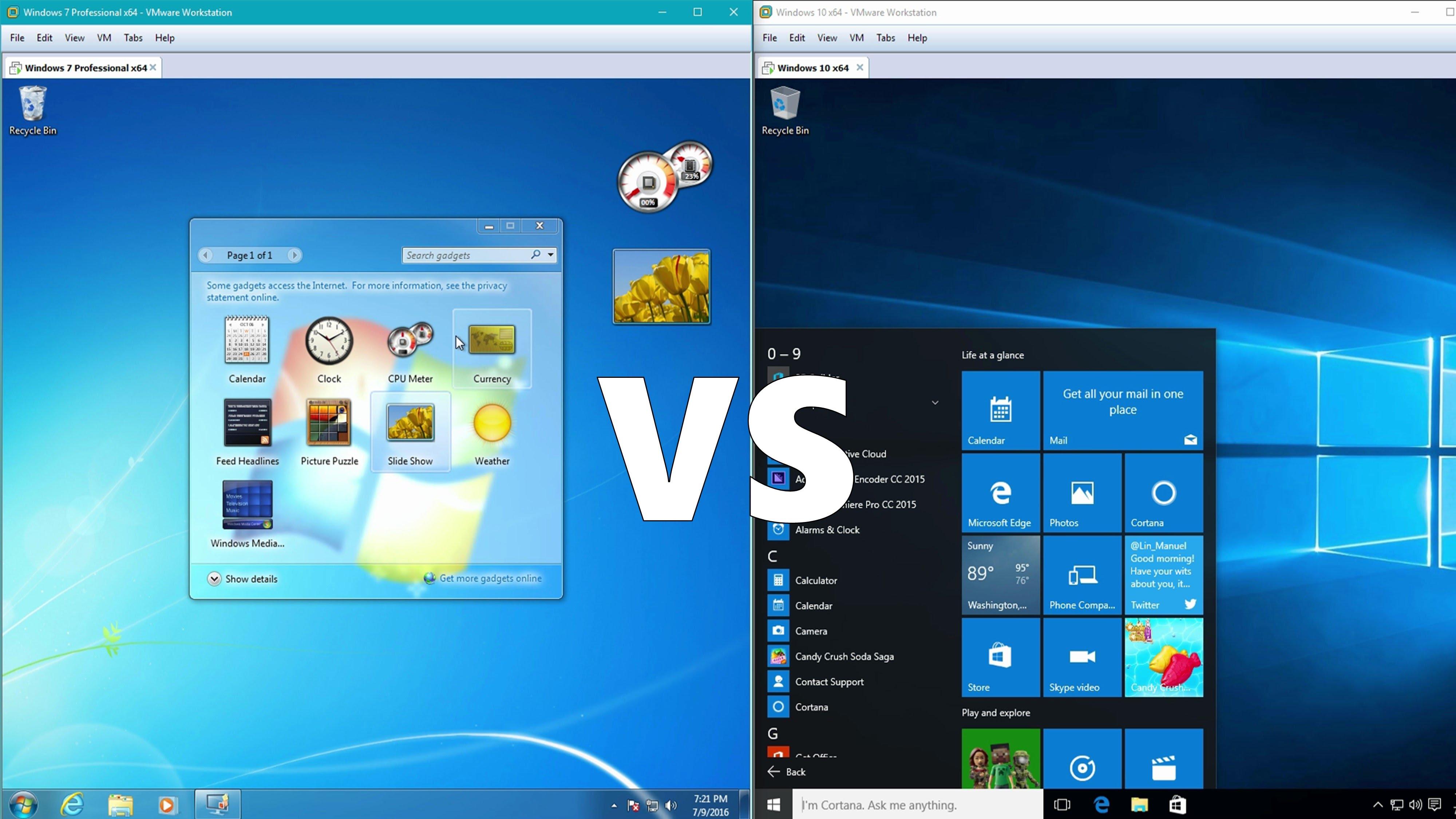 Почему Windows 7 остается популярной?