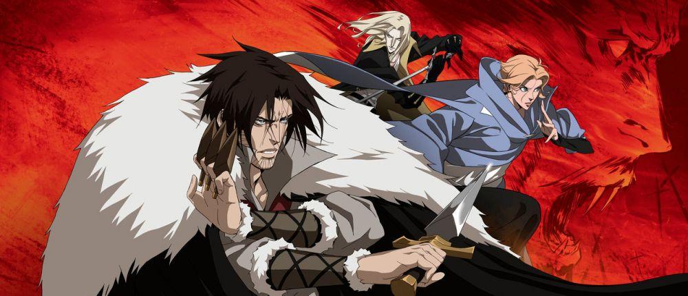 Мультсериал по игре Castlevania от Netflix продлен на третий сезон
