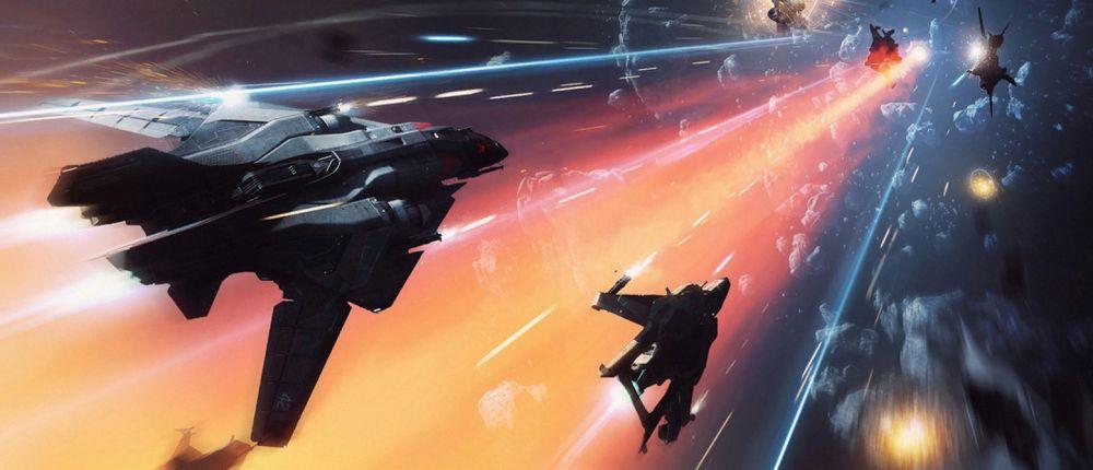 На PC Gaming Show показали новый кинематографический трейлер Star Citizen