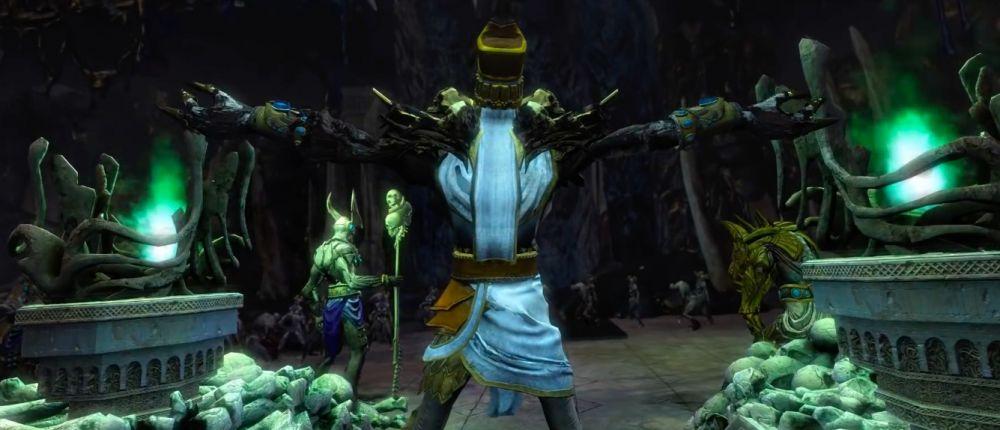 Объявлена дата выхода обновления Long Live the Lich для Guild Wars 2 (видео)