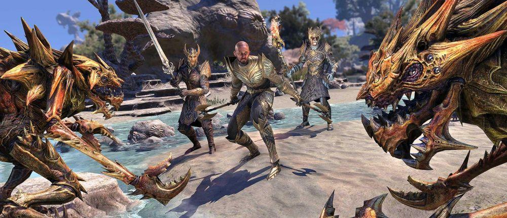 Обзор дополнения The Elder Scrolls Online: Summerset — сюжет на первом месте