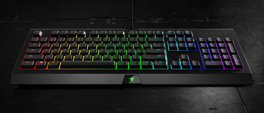 Обзор игровой клавиатуры Razer Cynosa Chroma — высокое качество, строгость и богатый функционал