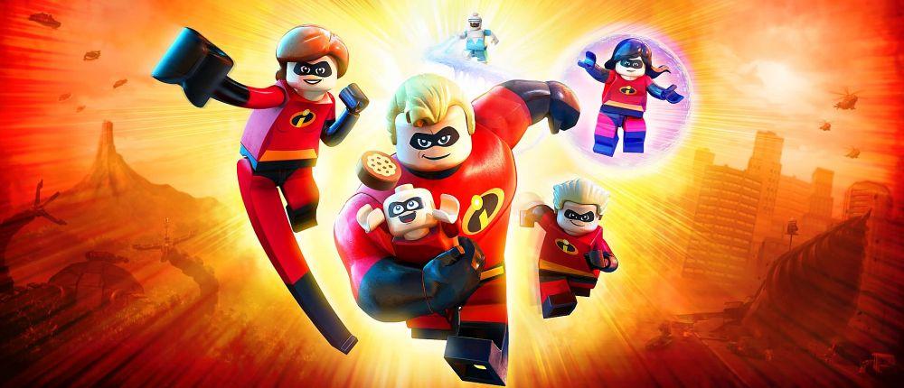 Обзор LEGO The Incredibles —  Суперсемейка снова в деле!