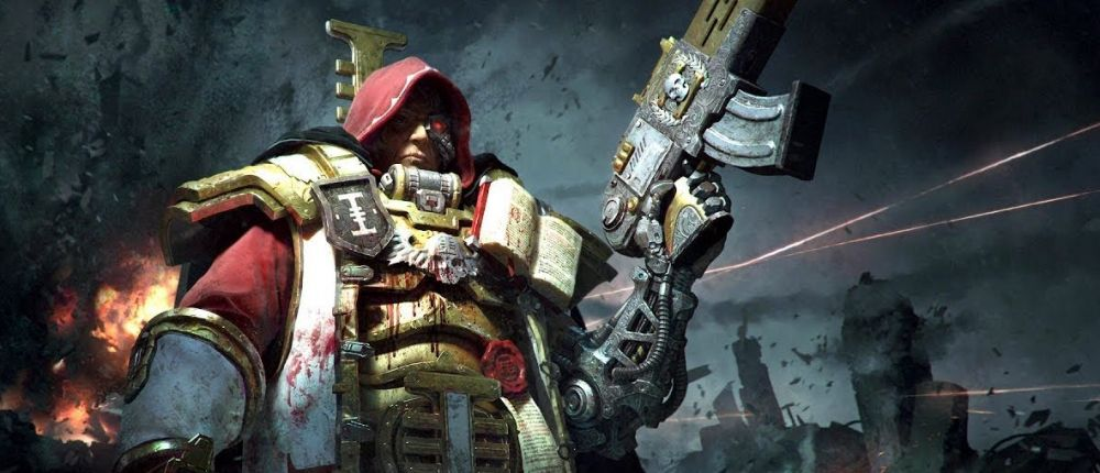 Обзор Warhammer 40,000: Inquisitor — Martyr — много не значит хорошо!