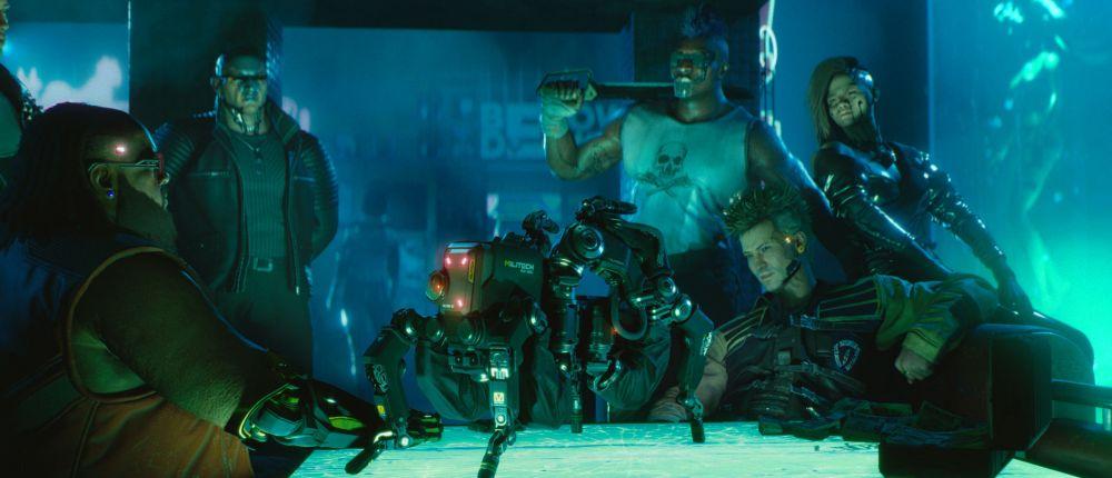 Основателю киберпанка не понравился трейлер Cyberpunk 2077