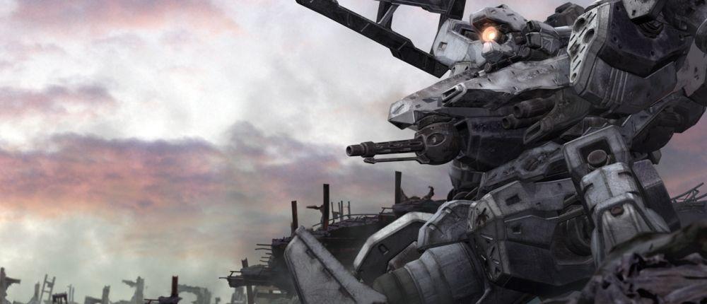 Похоже, что продолжение Armored Core уже не за горами