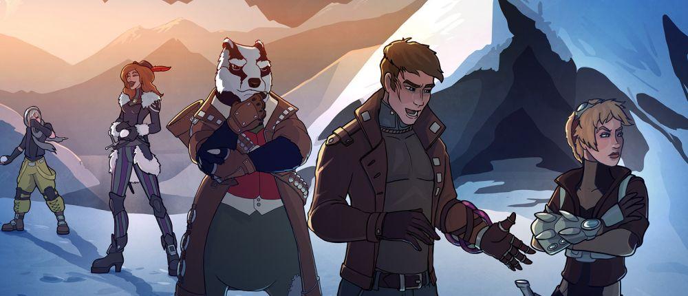 Пошаговая RPG Grimshade получила нужную сумму на Kickstarter. Боевая система вдохновлена Final Fantasy и HoMM